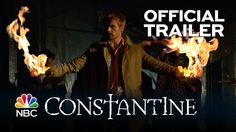 """Constantine is the new fall series live-action adaptation of the DC Comics graphic novel """"Hellblazer"""", seasoned demon hunter and…"""