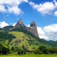 Pedra do Frade e da Freira -ES, Brasil