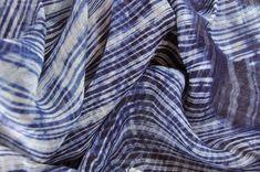 Aizome(Japanese indigo dye)