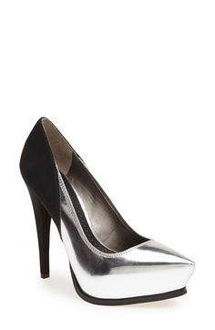 Circus by Sam Edelman 'Jaelyn' Pointy Toe Platform Pump (Women) available at #Nordstrom