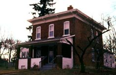 Wilson Bruce Evans House, Oberlin, OH- used in the underground railroad