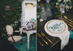 gorgeous event! | The Cream Los Angeles | photo by Rad and in Love | 100 Layer Cake