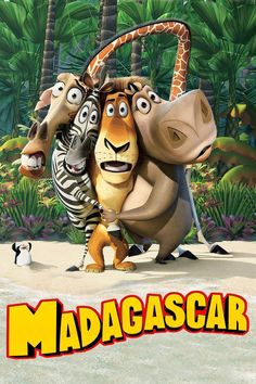 Madagascar FULL MOVIE Streaming Online in Video Quality Madagascar Film, Madagascar Party, Kid Movies, Cartoon Movies, Cartoon Characters, Family Movies, Cartoon Wallpaper, Disney Wallpaper, Dreamworks