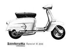 lambretta SX 200
