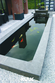 Luxury Wasserbecken Garten und Landschaftsbau Bauersfeld Drainage for Penryn