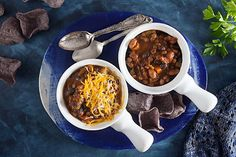 Slow Cooker Lentil And Pumpkin Chili With Black Beans, Pinto Beans, Roasted Tomatoes, Pumpkin Purée, Vegetable Broth, Dried Lentils, Onions, Green Bell Pepper, Carrots, Garlic Cloves, Chili Powder, Kosher Salt, Chili Pepper