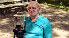Niklas Roy, Electronic Instant Camera (2011)