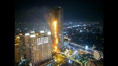 Live - Kondisi Terkini Kebakaran Hebat Neo Soho Jakbar #1
