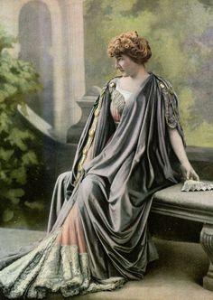 Les Modes February 1907