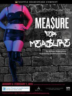 Measure for Measure (2015) Pictured: Terri Weagant, photo by John Ulman