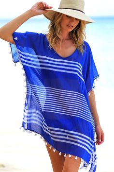 Cute swimsuit coverup!