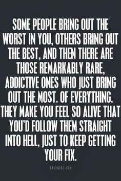 ♏  Scorpio's are the most addictive signs. People have told me they become addicted to me and my personality.