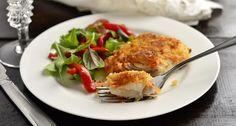 Bacalhau com crosta de salsinha e limão | Vigilantes do Peso