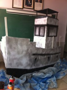 Gemi çalışmamız
