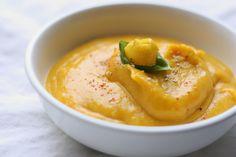 Les petits plats de Rose: Potage à la citrouille citronné [vegan]