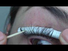 DIY: die Wimpernwelle ohne fremde Hilfe - YouTube
