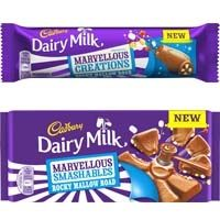 Cadbury Dairy Milk Marvellous Marshmallows