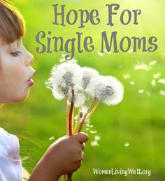 Christian parenting books for single moms