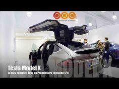 Tesla Model X 2016 : le tour très très complet du propriétaire - Essai 1/2 - YouTube