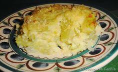 Pasticcio di finocchi ai due formaggi