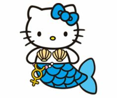 Hello Kitty / Mermaid
