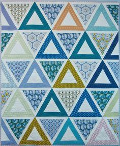 Chopsticks quilt pattern - Julie Herman/Jaybird quilts | Cascade fabric - Jessica Levitt | quitlingismytherapy.com
