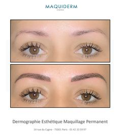 Maquillage permanent sourcils Paris 75