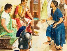 아멘 주 예수여 어서 오시옵소서              Amen! Come, Lord Jesus: Paul's Imprisonment in Caesarea For Two Years