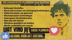 Groot voetballer, mislukte trainer Marco van Basten heeft nieuwe plannen voor het voetbal - Liefde voor Holland