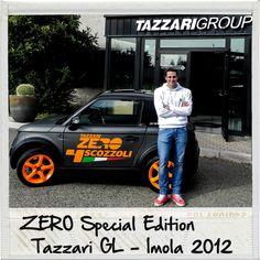 Tazzari Zero Special Edition - Tazzari GL - Imola 2012 WWW.TAZZARI-ZERO.COM #TAZZARI #ZERO #EM1 #TAZZARIEV #ELECTRICCAR #ZEROEMISSION #DESIGN #LUXURY #ELEKTROAUTO #COCHEELECTRICO #VOITUREELECTRIQUE #CARROELETRICO #ELEKTRISCHEAUTO #ELEKTRIKLIARABA #ZZ #IMOLA #MADEINITALY