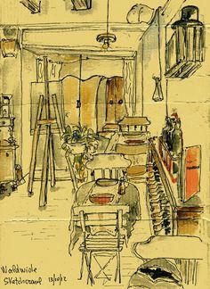 Restaurant Framboise Brisighella