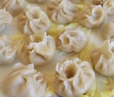 Shanghai dumpling / 19 Savory And Authentic Chinese Foods That Need Your Mouth (via BuzzFeed)