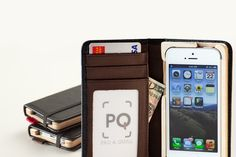 Pad & Quill Little Pocket Book for iPhone 5