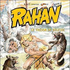 rahan Old Shool, Old Comics, My Past, Tarzan, The Good Old Days, Fantasy Art, Images, Cover, Illustration