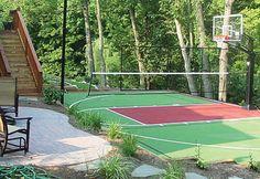 Residential Sport Court