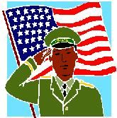Saluting those who kept are country free!