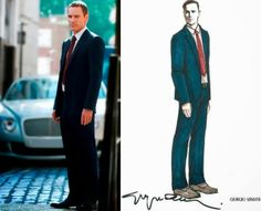 Giorgio Armani Collaborates with 20th Century Fox on the Wardrobe for 'The Counselor'