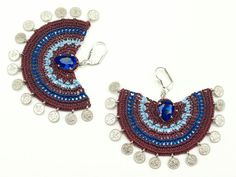 Check out this item in my Etsy shop https://www.etsy.com/listing/206984199/70-off-earrings-bohemian-crochet