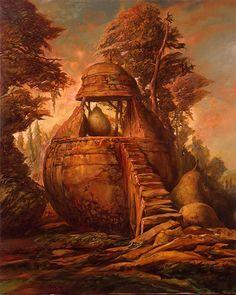 <b>Samuel Bak</b>,  Sanctuary