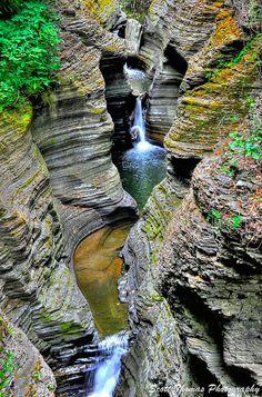 Watkins Glen State Park, Watkins Glen, New York