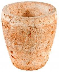 Kréta váza II.(nagy) - Jován díszkőtárgyak