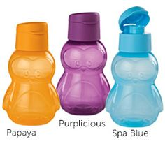 Tupperware | Pengui Water Bottle - Set of 3 kat1126.my.tupperware.com