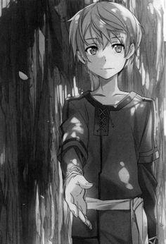Eugeo | Alicization | Underworld | Sword Art Online | #SAO | Anime