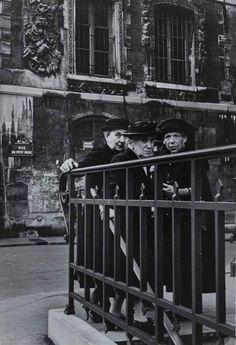 Jean Marquis. Rue du Petit Musc. Paris. 1951