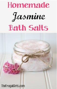 Jasmine Bath Salts