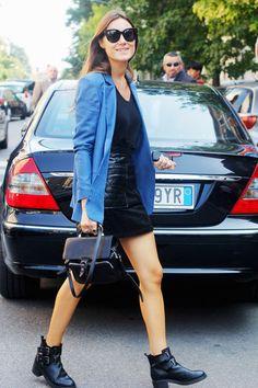 Street Style – Mailand Fashion Week