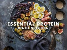 CROWDING IN  instead of dieting. Learn how to focus on getting more of the good stuff in rather than restricting yourself is key, when it comes to sustainable health. We've begun by looking at a variety of ways to crowd in more fibre, vitamins and minerals with veggies and fruit, today let's look at protein