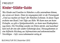 Unser KInderguide-Köln in der Buchkultur!