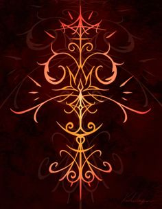 "sigilseer: ""Sigil of Confidence Happy Beltane! """