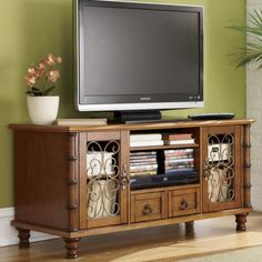 1000 images about shabby chic entertainment center on. Black Bedroom Furniture Sets. Home Design Ideas